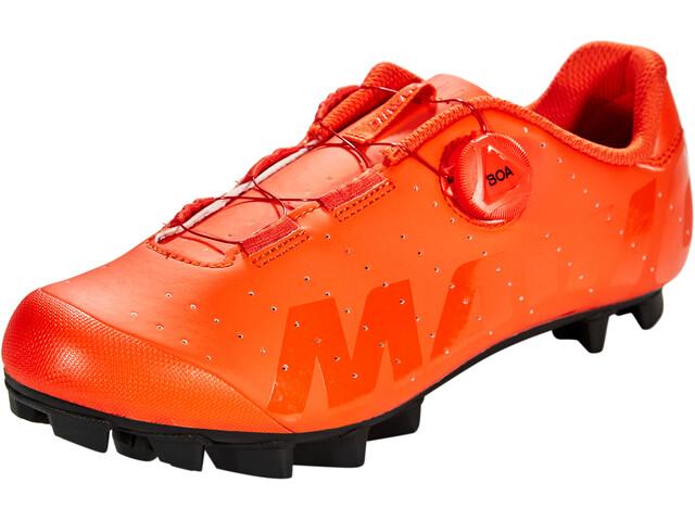 Mavic Crossmax Boa Sko, red-orange